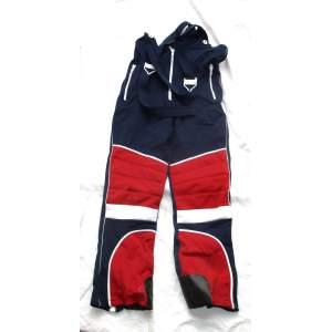 """Kalhoty na lyže """"šponovky"""" retro"""