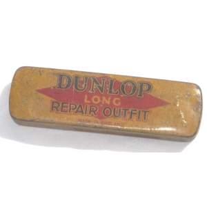 Dunlop - plechová krabička