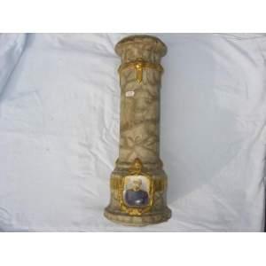 RU Keramický sloup (váza) Franz Josef