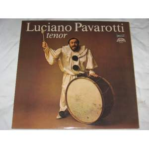 Luciano Pavarotti - tenor