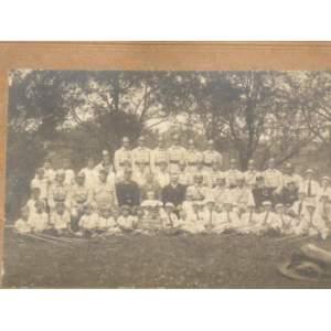 Hasiči Štihlice - zarámované foto 1929