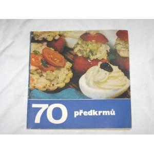 70 předkrmů