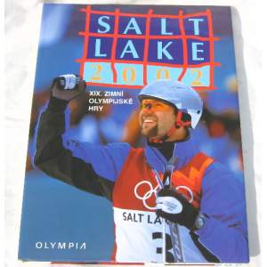 Salt Lake 2002-kniha