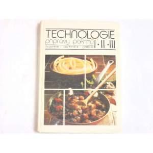 Technologie přípravy pokrmů