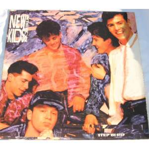 New kids on the block-Step by step