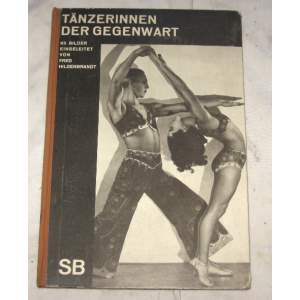 Tanzerinnen der gegenwart-Hildenbrandt 1931