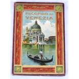 Benátky-Venezia leporelo