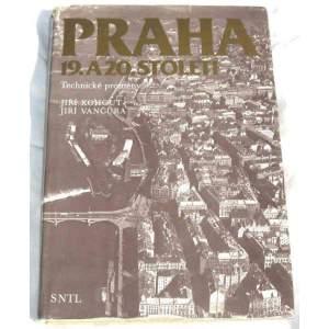 Praha 19. a 20. století - Kohout,Vančura