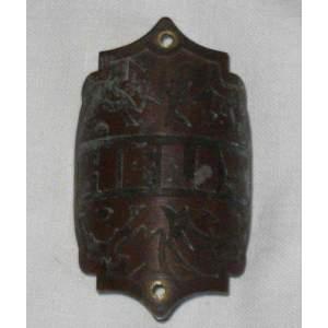 Helix - štítek z kola