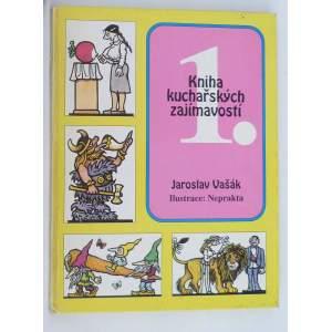 1. Kniha kuchařských zajímavostí