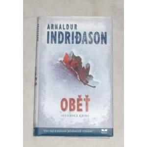 Oběť - Arnaldur Indridason