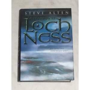V hlubinách Lochness - Steve Alten