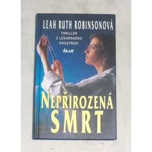 Nepřirozená smrt - Leah Roth Robinsonová