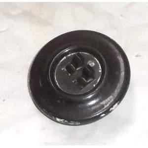 Bakelitový vypínač dvojitý