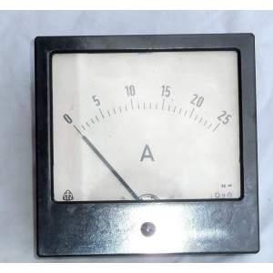 Měřák ampérmetr