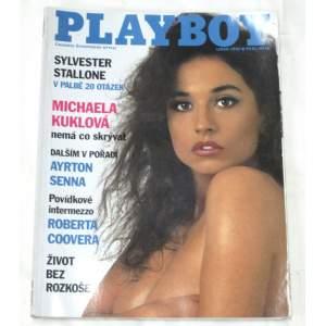 Playboy 1995 Michaela Kuklová
