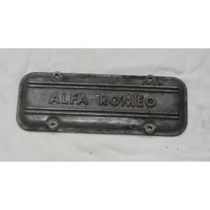 Alfa Romeo - ventilové víko