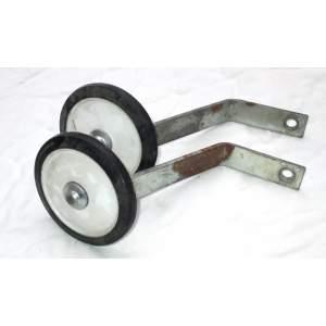 Přídavné kolečka na dětské kolo