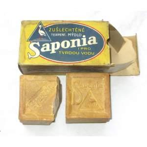 Saponia terpentínové mýdlo