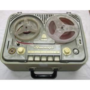 RFT Smaragd - kotoučový magnetofon